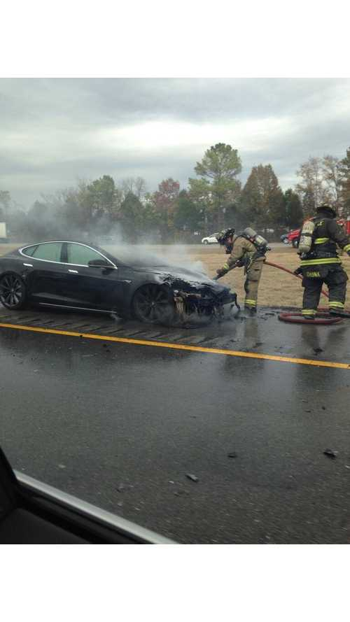Tesla Hit With Class Action Lawsuit Following Third Model S Fire