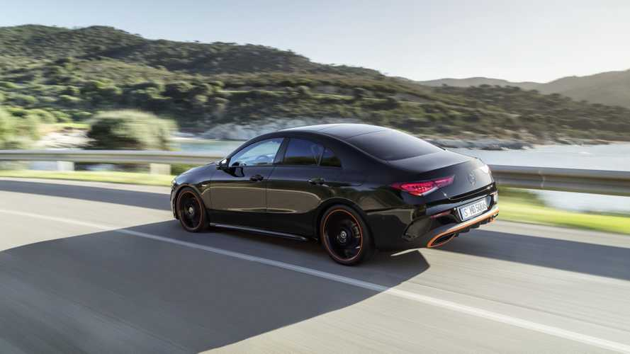 Mercedes CLA Coupé 2019, la pasión se une a la tecnología