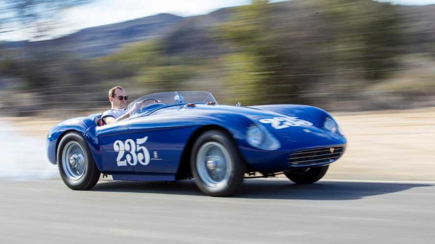 This 1954 Ferrari 500 Mondial Was The Ultimate Playboy Racer