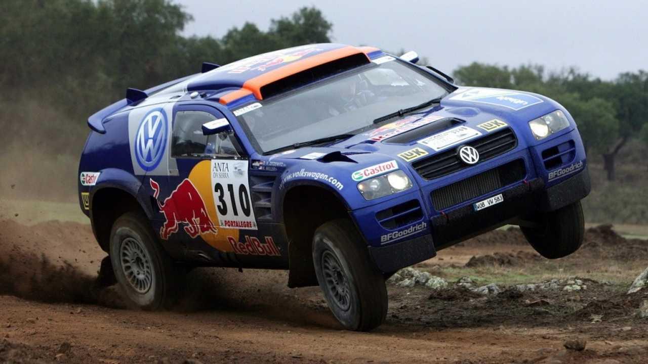 Volkswagen Race Touareg 2009