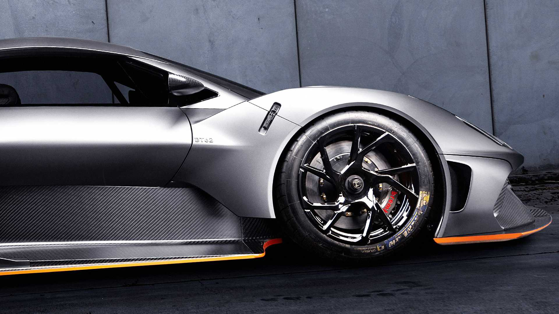 "[""Brabham BT62 Road Compliance Conversion""]"