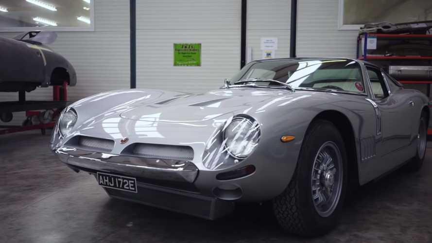 Meet The English Restorer That's Heaven For Classic Italian Car Fans