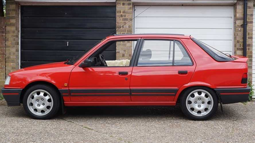 Is This The Lowest Mileage Peugeot 309 GTI In The World?