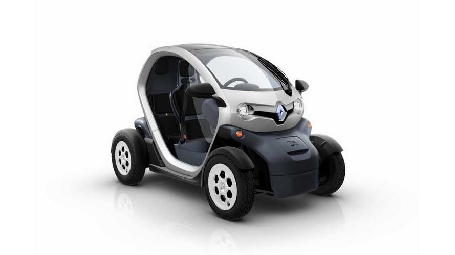 Video: Chris Harris Drives the Renault Twizy
