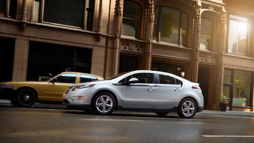 Chevy Volt Owners Collectively Driving 60 Percent of Miles on Electricity