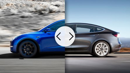 Tesla Model Y vs Model 3, a caccia di differenze