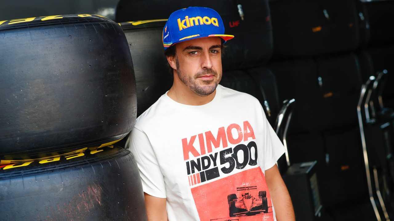 Fernando Alonso y los juegos del deporte del motor