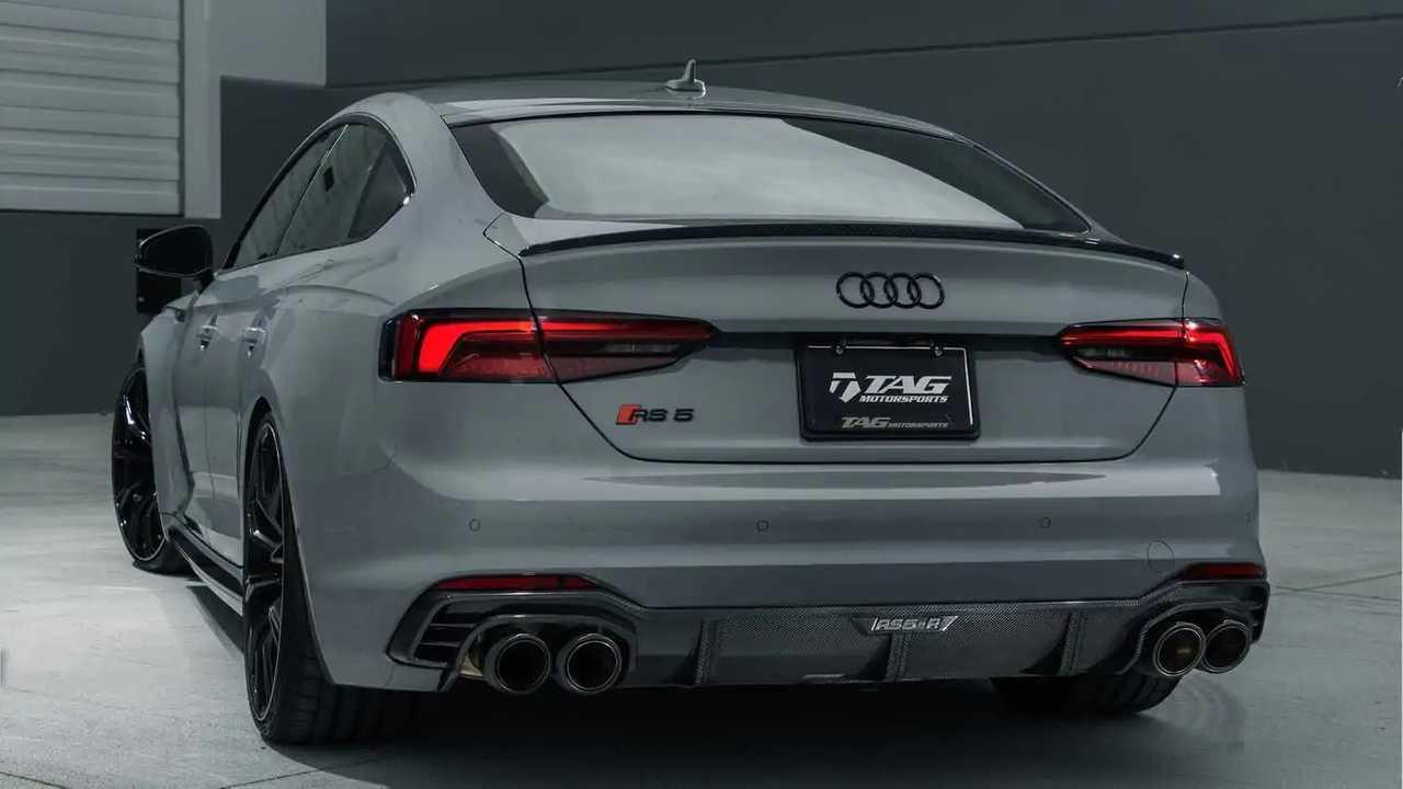 Audi RS 5 Sportback de ABT