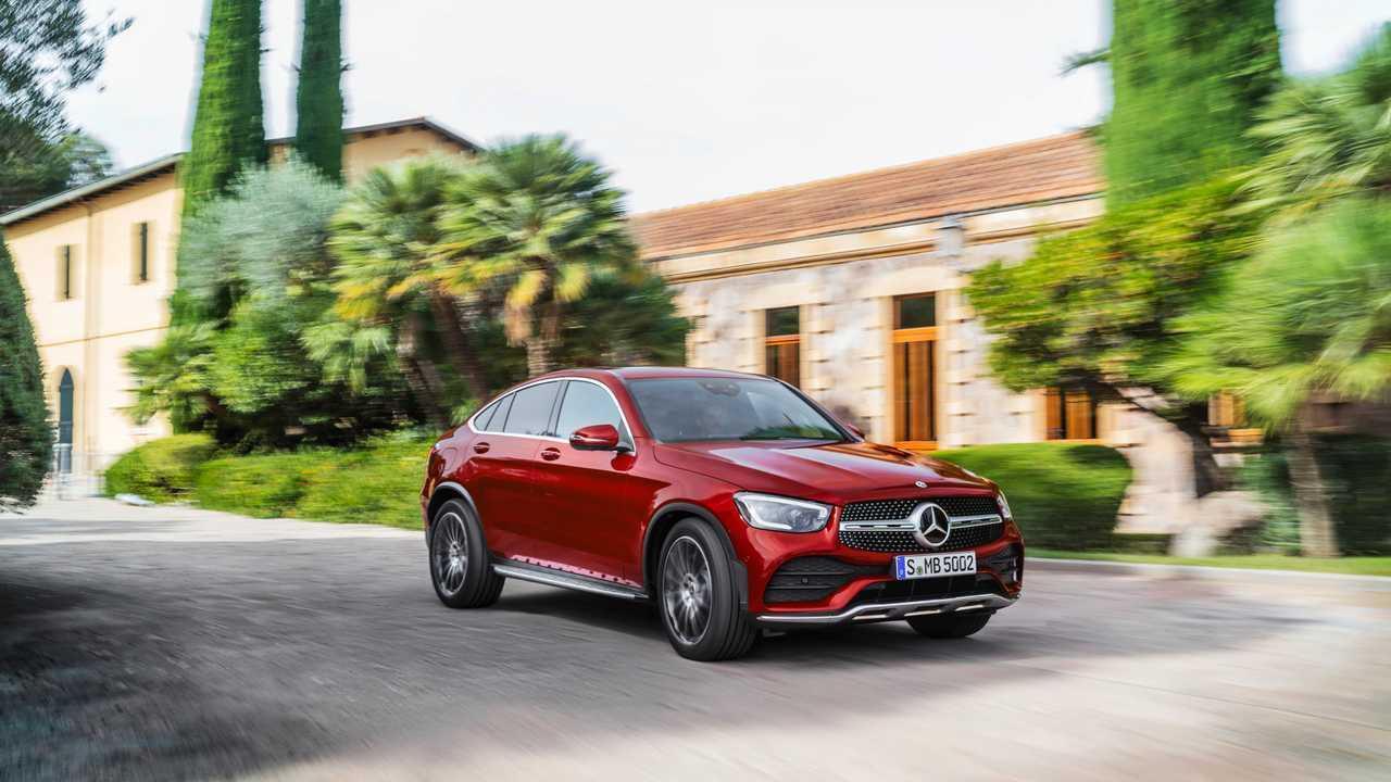 Mercedes GLC Coupé (2019)