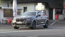BMW X6 (2019): Erlkönig zeigt sich im Video