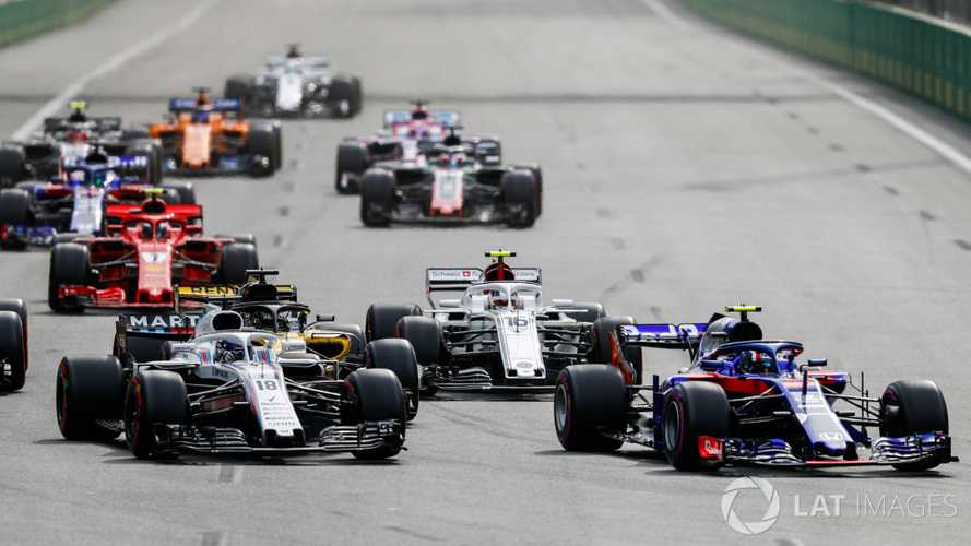 F1 engine manufacturers must share parts with new entrants