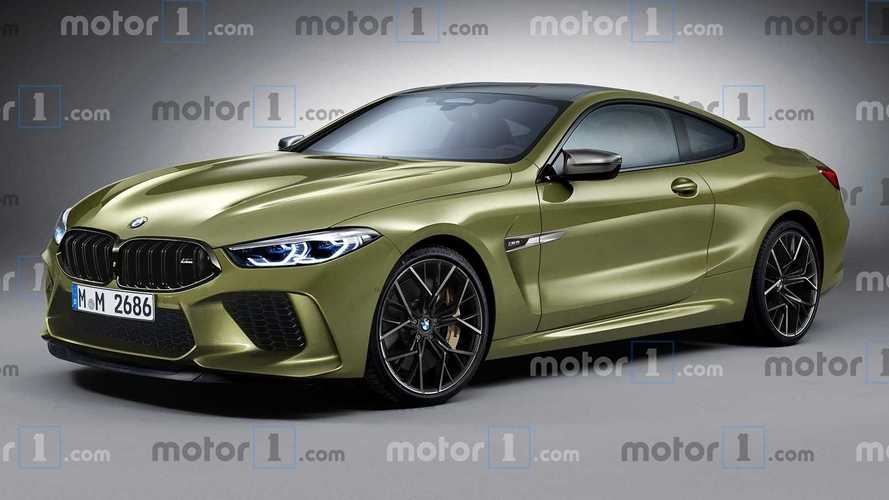 2020 BMW M8 Rendered As The One Coupe To Rule Them All