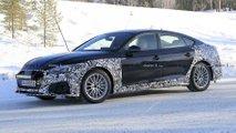 Audi A5 Sportback (2020): Erster Erlkönig erwischt