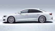 Audi A8 L 60 TFSI et quatre