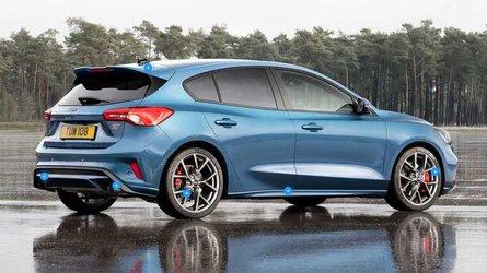 Nuova Ford Focus ST, le novità punto per punto