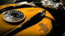 Mercedes-AMG GT y MV Agusta F3 800