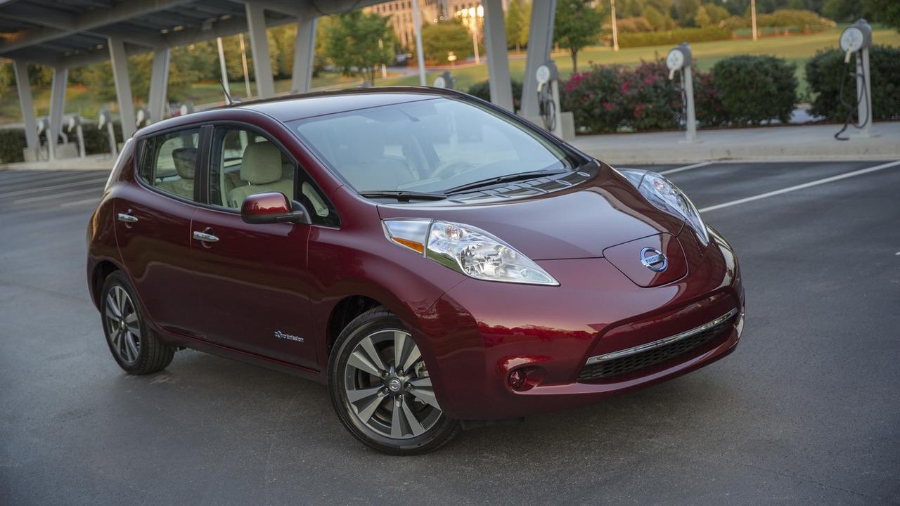 2016 Nissan Leaf Us Spec