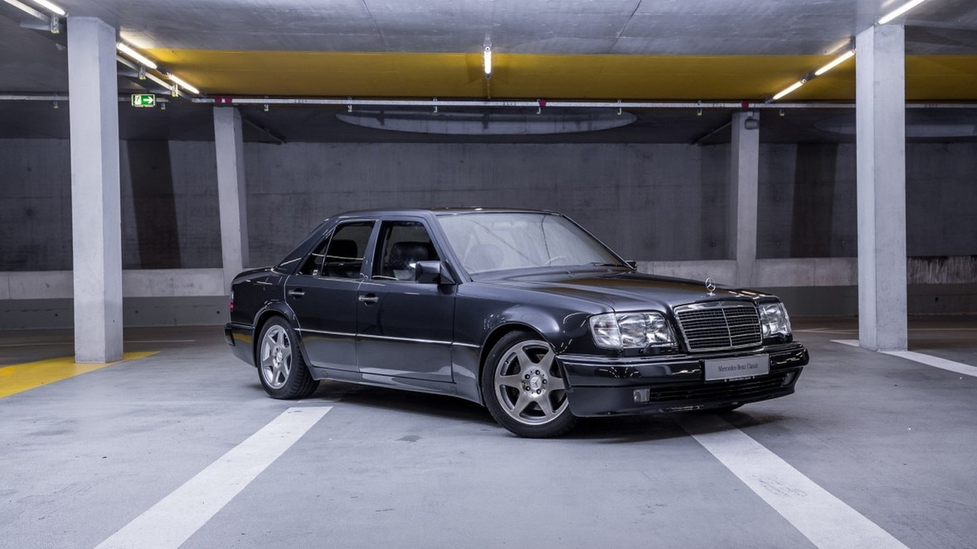MercedesBenz Museum Now Selling Classic Cars Directly - Selling classic cars
