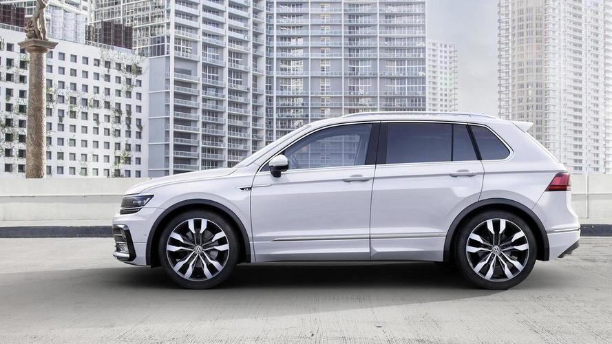 Volkswagen неудачно подготовил Tiguan к российской зиме
