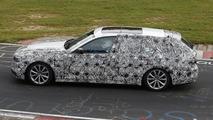 2017 BMW 5-Series Touring spy photo