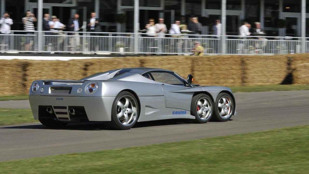 Covini C3A, Goodwood FOS, 1600, 04.07.2011