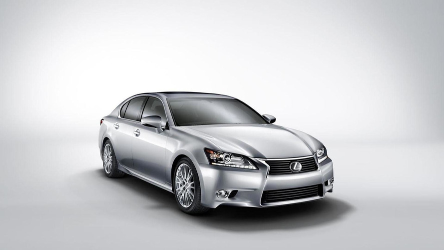 Lexus GS F to have superchaged 5.0-liter V8 - report