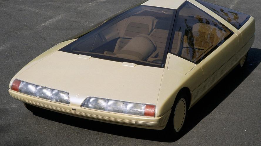 Vergessene Studien: Citroën Karin (1980)