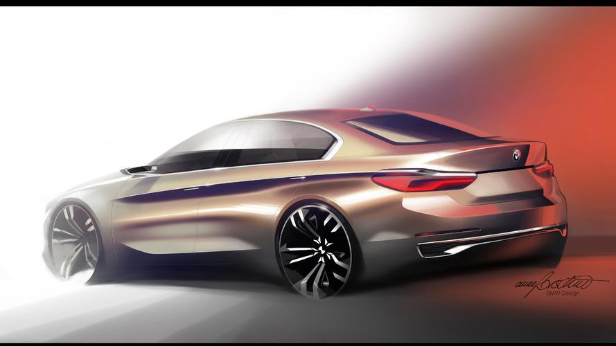 BMW M2 Gran Coupe önümüzdeki yıl geliyor