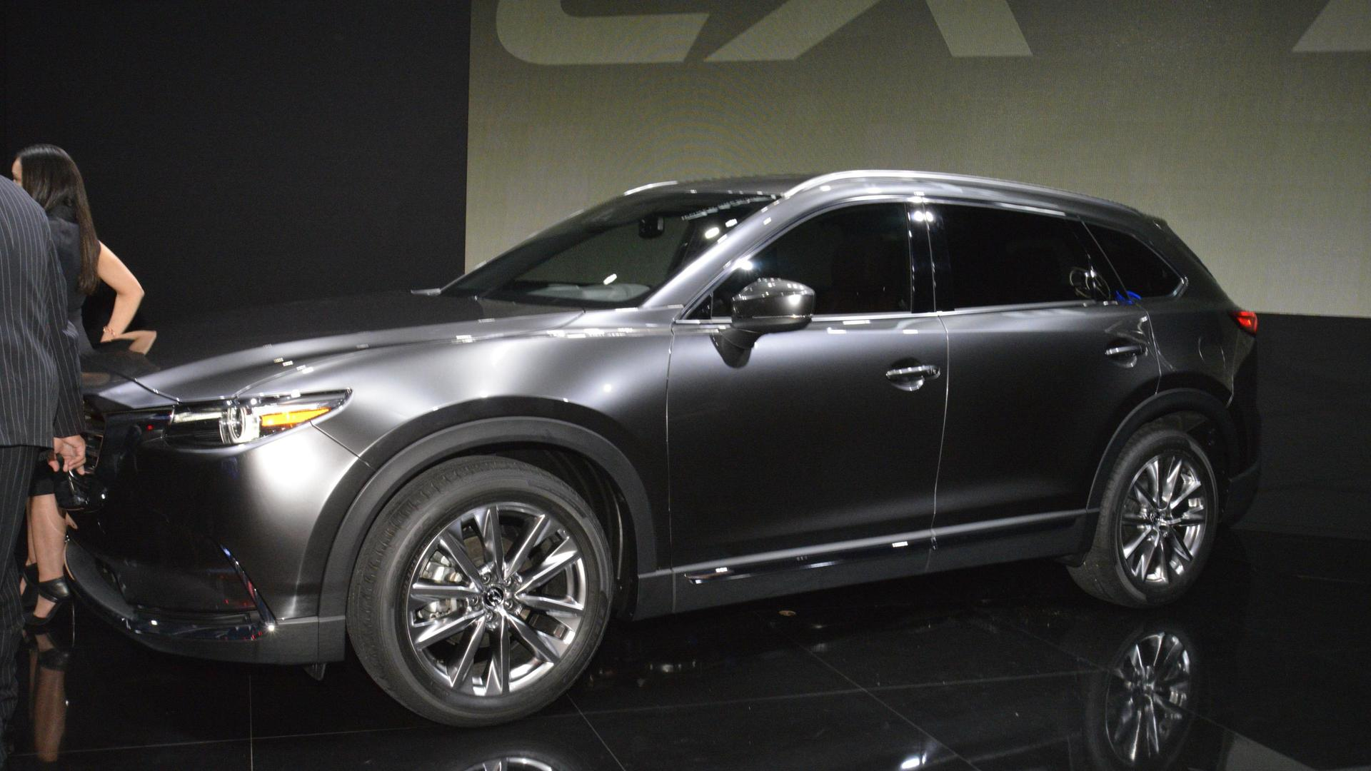 Mazda Cx 9 Europe >> Mazda Cx 9 Could Come To Europe Needs Diesel
