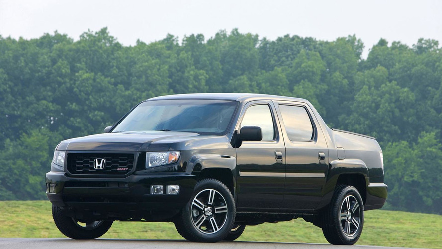 Honda Ridgeline To Be Dropped In 2014   Report