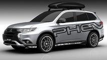 Mitsubishi Outlander PHEV Active Camper Concept