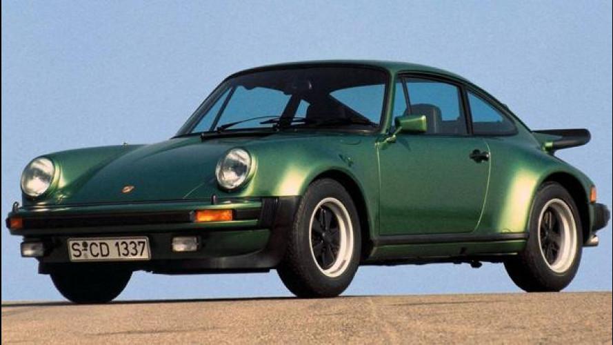 Porsche 911 Turbo, un mito da 40 anni