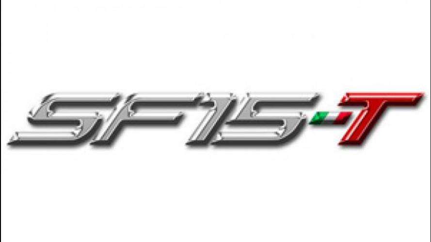 Ferrari, la monoposto 2015 si chiama SF15-T