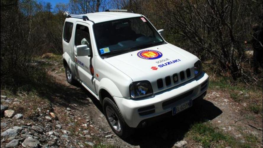 Suzuki e FIF, insieme per il fuoristrada in Italia