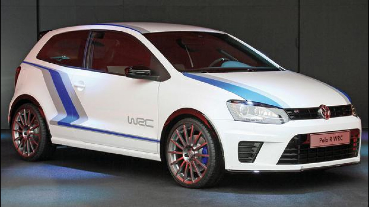[Copertina] - Volkswagen Polo R WRC Street