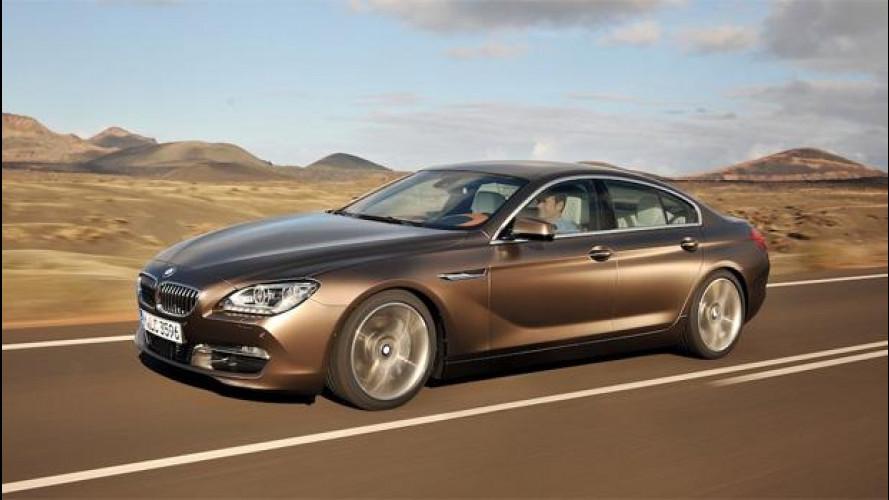 BMW Serie 6 Gran Coupè, la gemella diversa