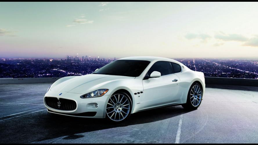Maserati GranTurismo S Automatica