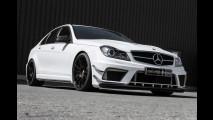 Mercedes C63 AMG Mcchip, potenza al quadrato