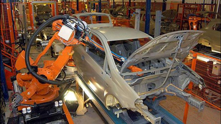 Fiat: a Melfi due anni di cassa integrazione, poi 500X e il piccolo SUV Jeep