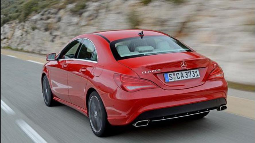 Mercedes, via libera alle immatricolazioni in Francia