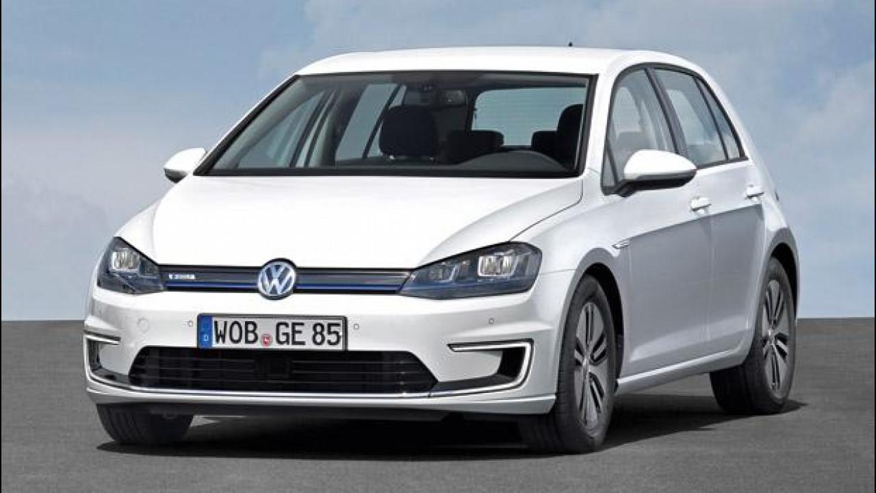 [Copertina] - Volkswagen e-Golf