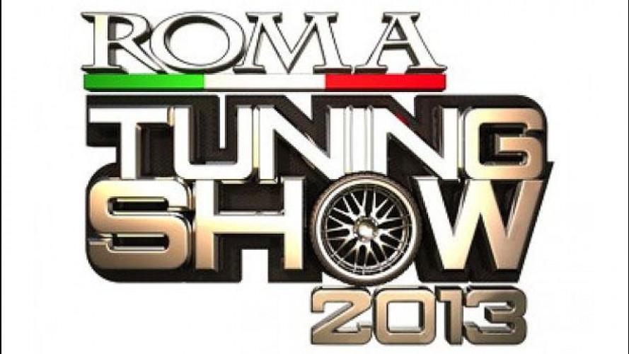Roma Tuning Show: dal 25 al 27 gennaio alla Fiera di Roma
