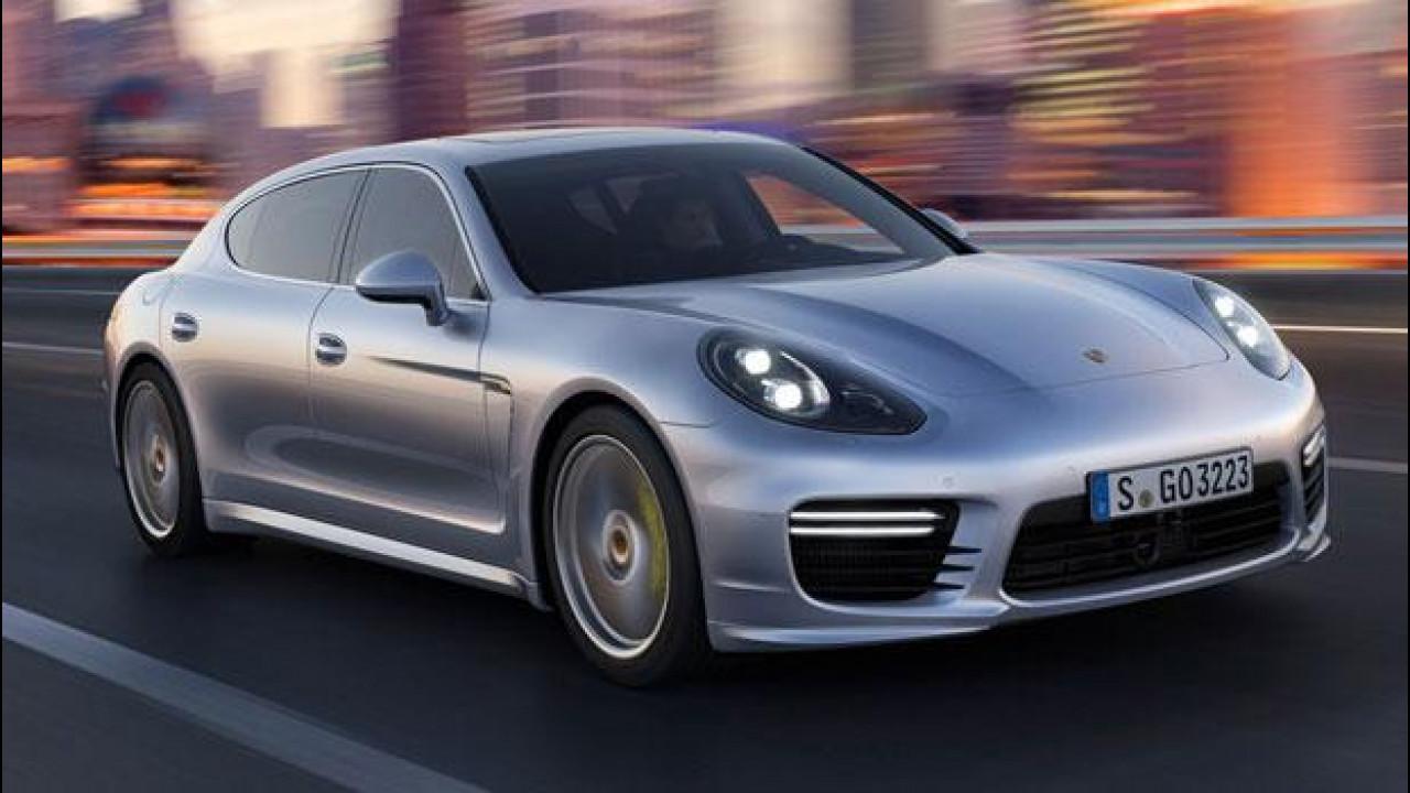 [Copertina] - Porsche Panamera restyling