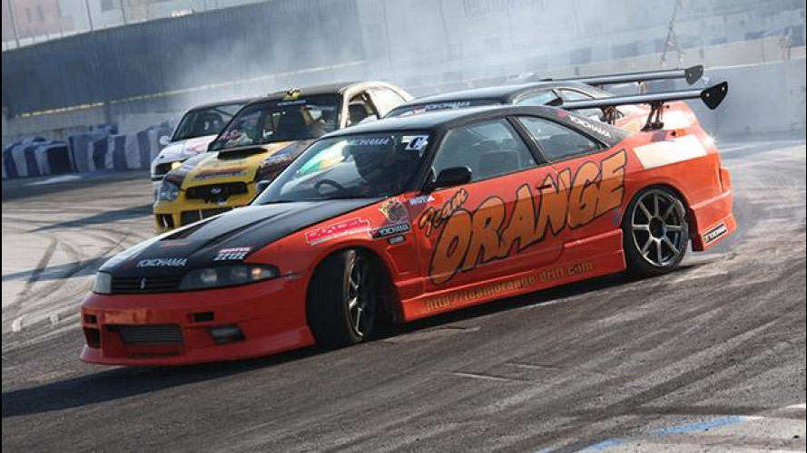 Motor Show 2014, dal Giappone col drifting