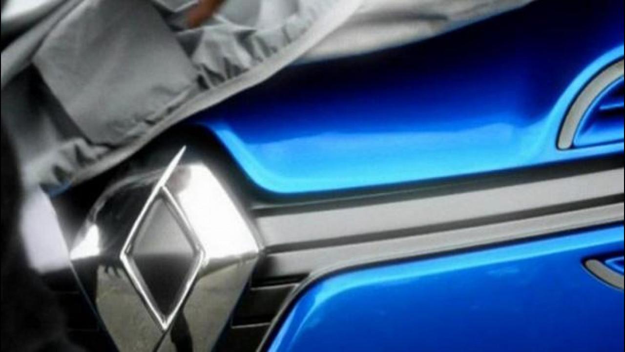 [Copertina] - Il primo video-teaser dell'Alpine A110-50 concept