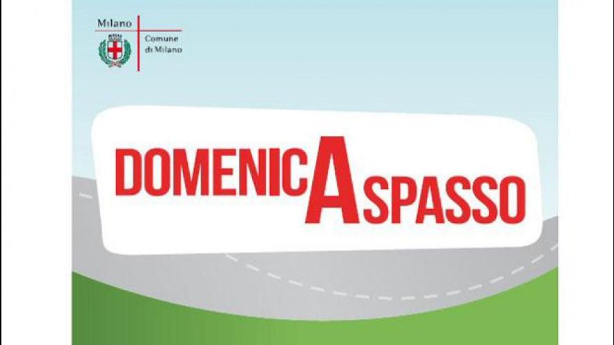Blocco del traffico a Milano Domenica 16 settembre, 14 ottobre e 18 novembre