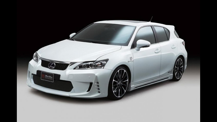 Lexus CT200h by Wald International
