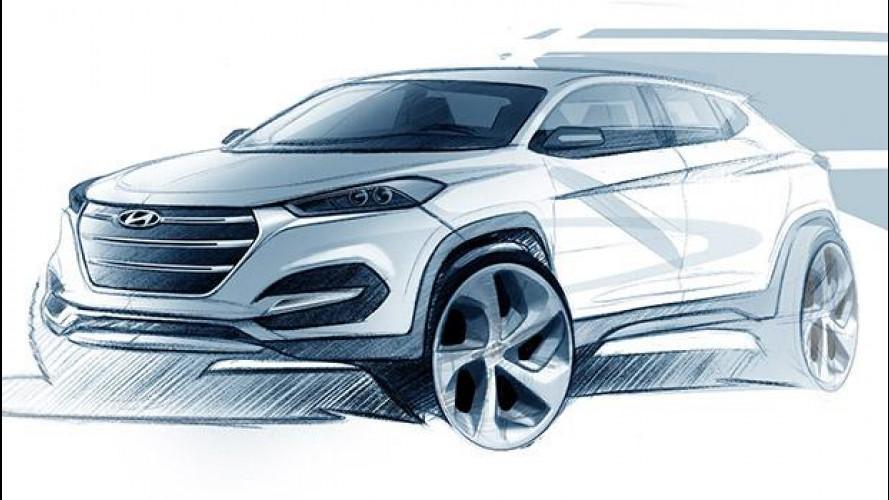 Nuova Hyundai Tucson, la ix35 diventa globale