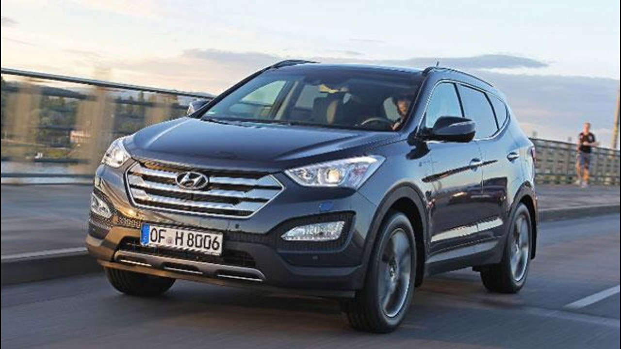 [Copertina] - Hyundai Santa Fe, spazio, interni raffinati e nessuna fretta