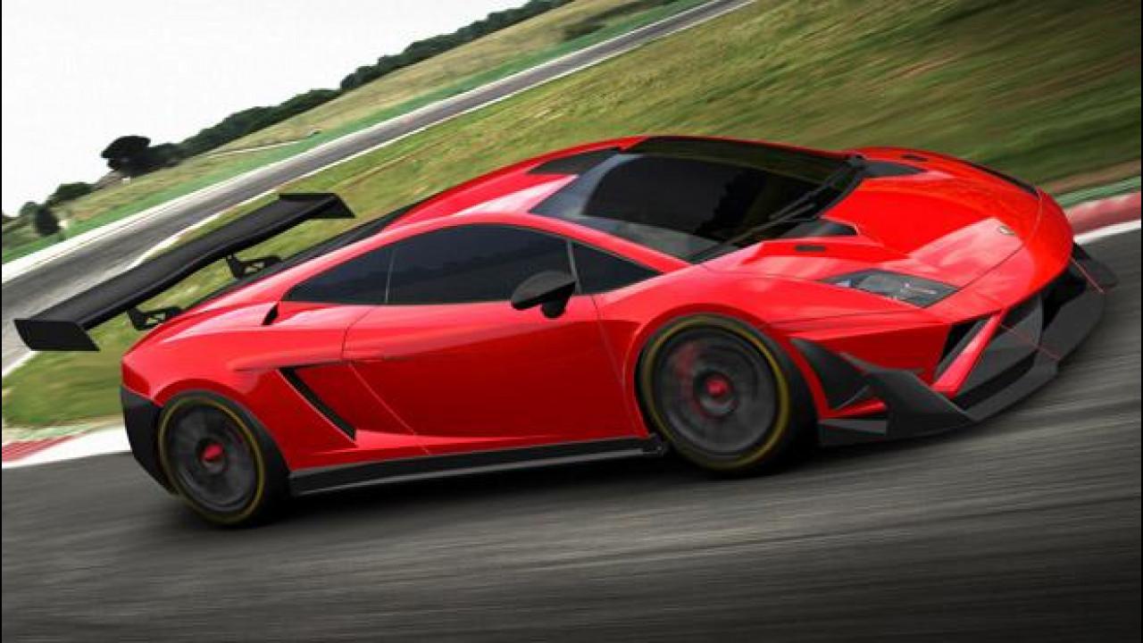 [Copertina] - Lamborghini Gallardo GT3 FL2